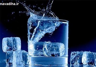 سخنان استاد کرمی:ضررهای بسیار زیاد نوشیدن آب یخ