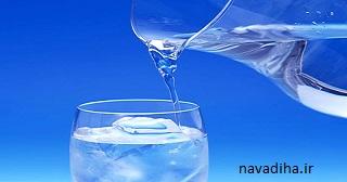 این گونه آب بنوشید