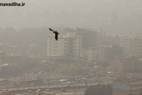 آلودگی هوا نتیجه بی فکری مسئولین