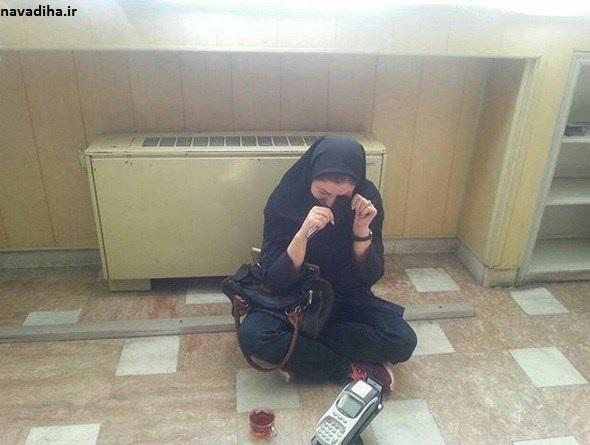 واکنش آقای وزیر به انتشار عکس نامتعارف از یک کارمند زن مخابرات