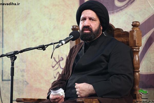 حجت الاسلام دارستانی | آداب نوکری امام حسین (ع)