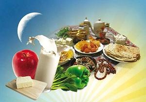 شیر، مناسبترین غذا برای وعده سحر/ میوههای پالپ دار، ذخیره آبی ماهیچههای بدن را تأمین میکنند