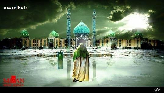 دانلود آهنگ «امید دنیا»مناجات با امام زمان (عج) با صدای «حامد جلیلی»