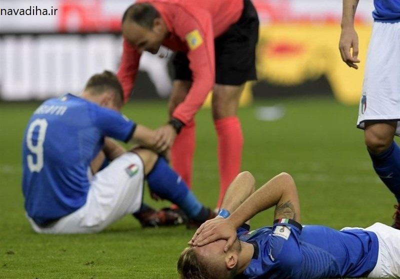 ایتالیاییها برای حضور در جام جهانی ۲۰۱۸ خواهان حذف ایران شدند