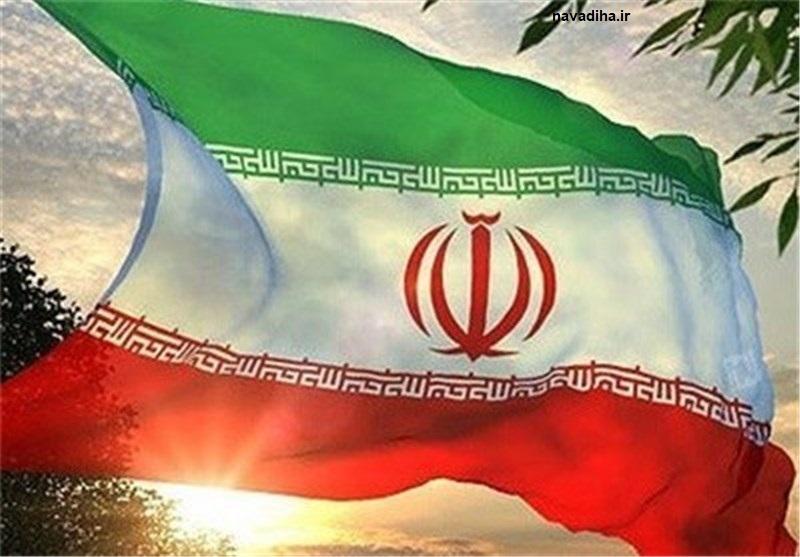 کلیپ کار جالب یک عراقی با پرچم ایرانی