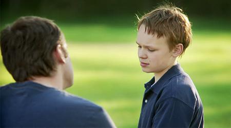 گفتگوهای سه نقطه با فرزند نوجوان