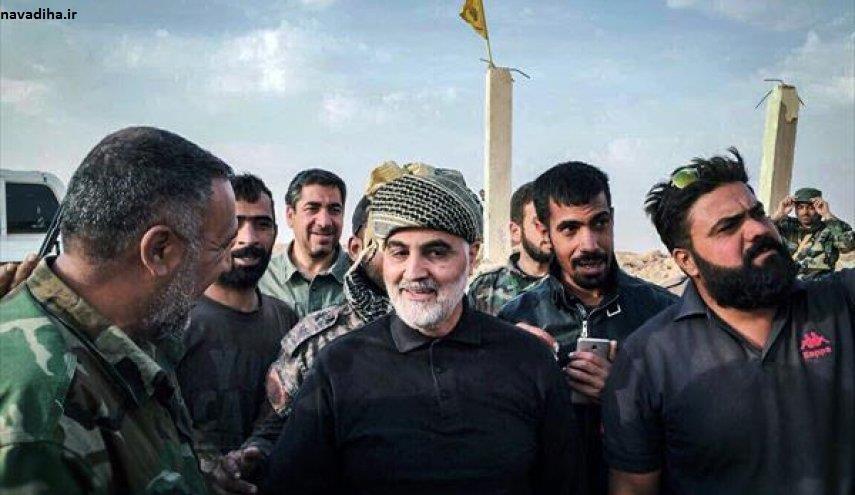 نامه حاج قاسم سلیمانی به رهبر انقلاب در پی پایان داعش