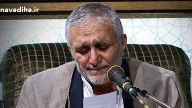 فیلم/ مناجات حاج منصور ارضی/ شب بیست وپنجم رمضان ۹۶
