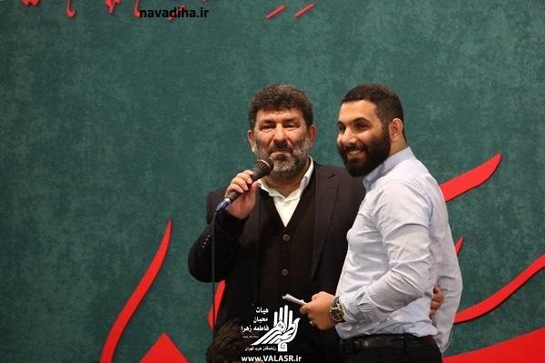 دانلود مداحی ولادت حضرت علی علیه السلام/حاج سعید حدادیان و کربلای محمد حسین حدادیان