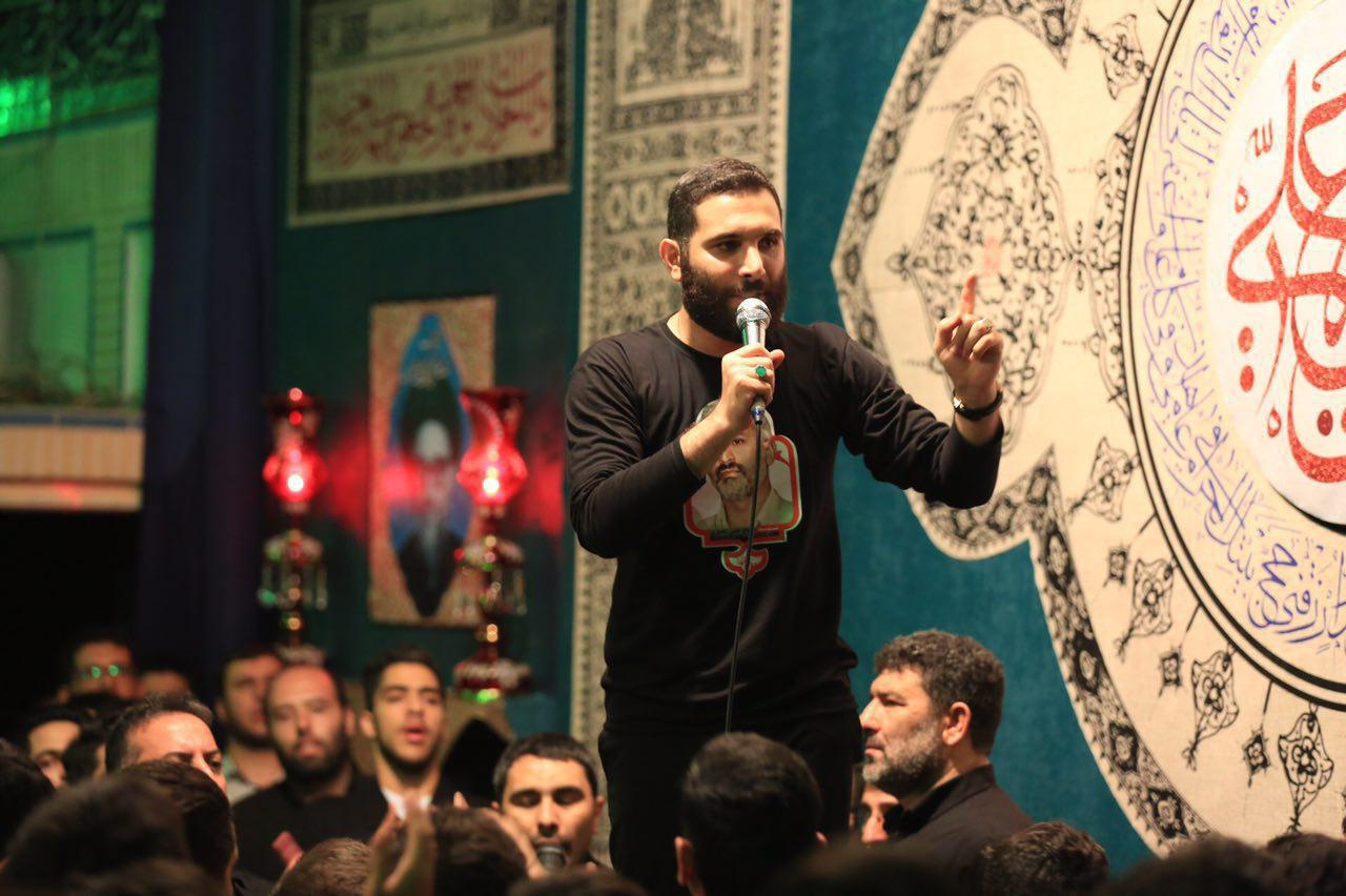 کلیپ مداحی زیبای محمد حسین حدادیان درباره اربعین و کربلا رفتن ۹۷