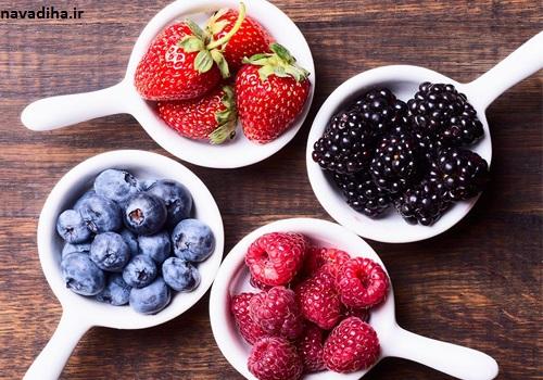 خوراکی های تابستانی مفید برای کاهش وزن