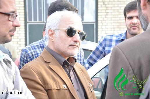 صوت جنجالی پاسخ دکتر حسن عباسی به طرفدار دولت روحانی – اردیبهشت ۹۵