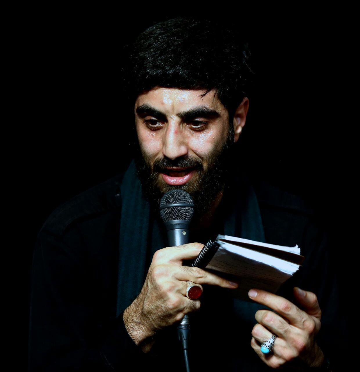 مداحی زیبای سید رضا نریمانی برای شهدای آتش نشان