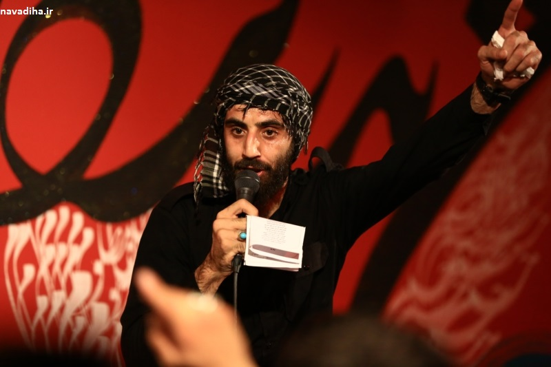 """دانلود جدیدترین مداحی سید رضا نریمانی من هستم یک سرباز ایرانی / آماده بهر جنگ بـا سفیانی"""" رمضان۹۶"""""""