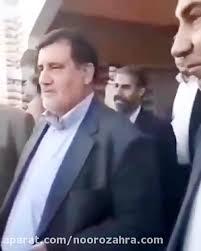 کلیپ تذکر یک روحانی به رییس ستاد بحران کشور بعد از ورود اشرافی با خودروهای شاسی بلند متعدد به یادمان شلمچه