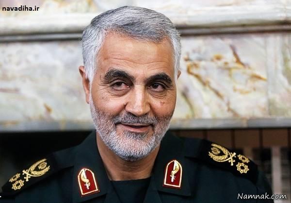 سردار سلیمانی؛ محبوبترین شخصیت در ایران طبق نظرسنجی دانشگاه مریلند
