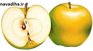 چرا باید سیب را ناشتا و با پوست خورد؟
