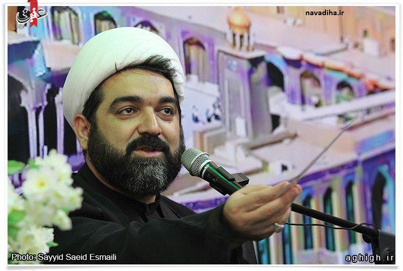 سخنرانی حجت الاسلام شهاب مرادی/مقام والای امیرالمومنین(ع)