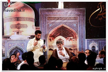 صوت: شب اول ماه رمضان- حاج محمدرضا طاهری
