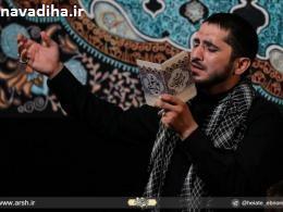 دانلود مداحی خوش اومدی شهید بی سر در وصف شهید حججی/ حاج امیر عباسی