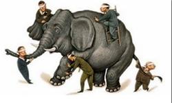 ترس «فیل» دولت روحانی «در خانه تاریک» عدم شفافیت