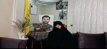 فیلم شکایت مادر شهید مدافع حرم از صحبت های لیلا حاتمی