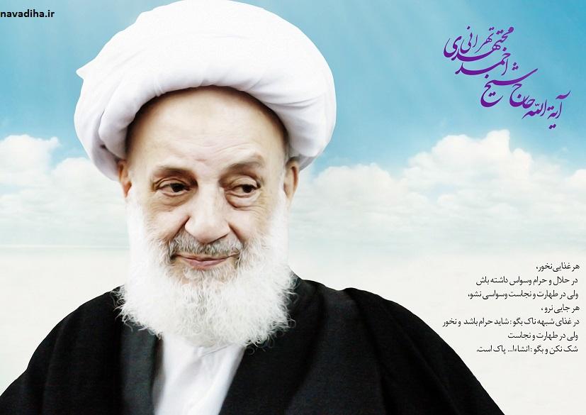 سخنرانی تکان دهنده از آیت الله مجتهدی تهرانی
