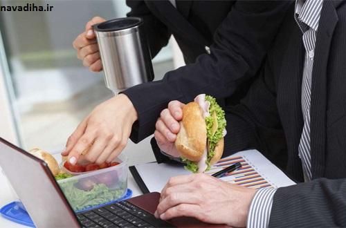 برای افزایش تمرکز در محل کار چه بخوریم؟