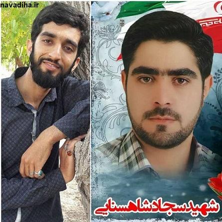 شهادت همرزم شهید حججی به دست آشوبگران
