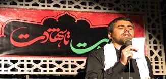 شور کربلایی مصطفی میرزایی درباره مدافعان حرم