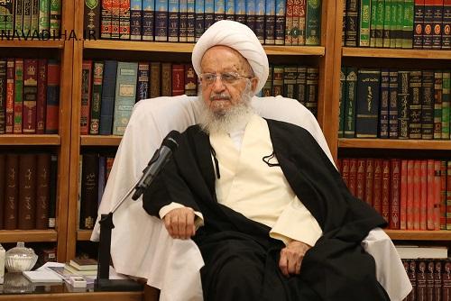 دفتر آیتالله مکارم شیرازی به رئیسجمهور تذکر داد