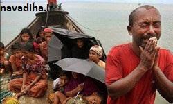 روایتی از نسل کشی در میانمار و آواره شدن صدها هزار خانواده ی مسلمان میانماری