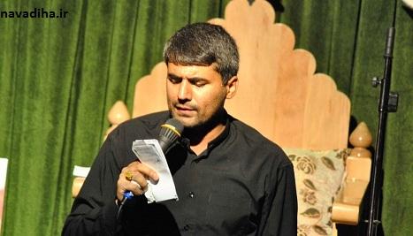 رجزخوانی  مدافع حرم کربلایی مصطفی میرزایی | ألا یا أهل العالم کرامتنا الشهاده