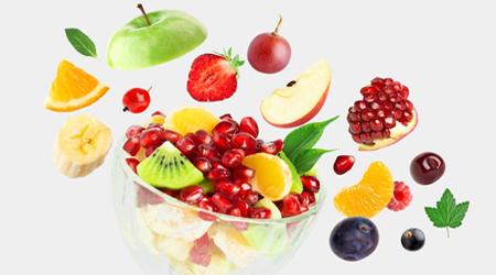 هر روز چقدر میوه بخوریم؟