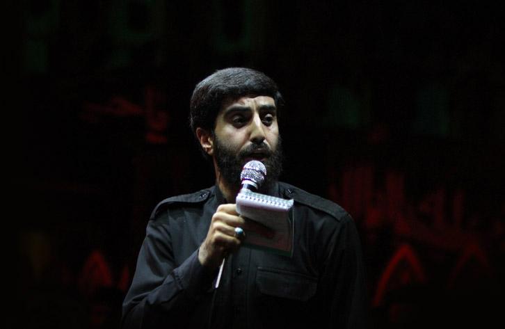 دانلود مداحی سید رضا نریمانی – شب ۲۹ محرم ۹۶