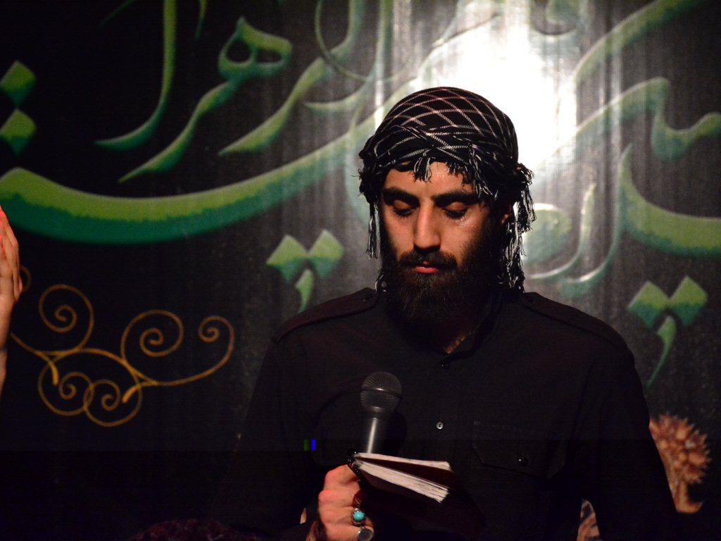 شور جدید سید رضا نریمانی درباره مدافعان حرم