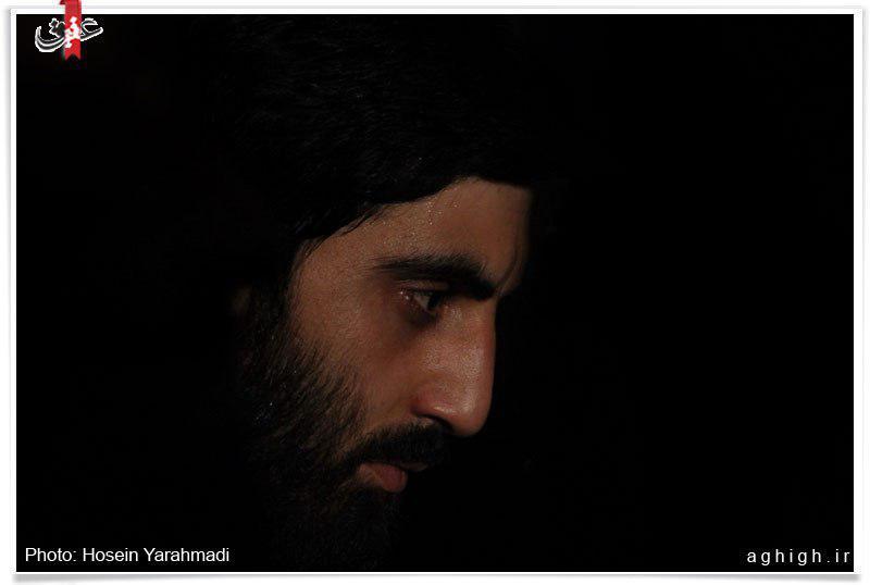 دانلود مداحی جدید کربلایی سیدرضا نریمانی/بستم با عشقت عهدی