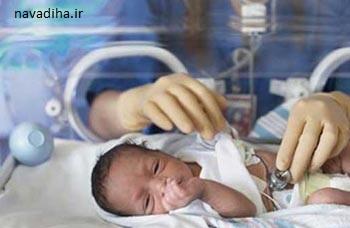 عوامل موثر در تولد نوزاد نارس