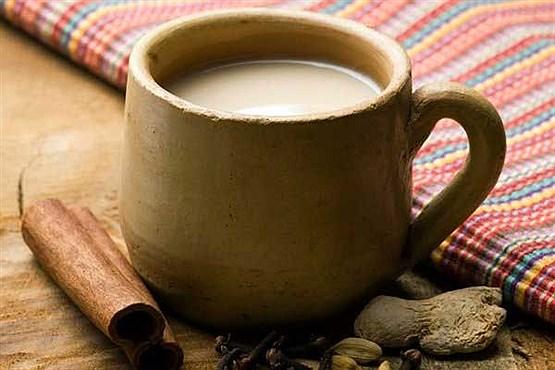نوشیدنی فوق العاده برای روزهای سرد زمستانی