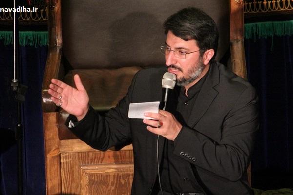 دانلود مداحی میدونی حسین اسیر توام (شور)  حاج احمد نیکبختیان آبان ۹۶