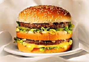 همبرگر خانگی درست کنید +طرز تهیه