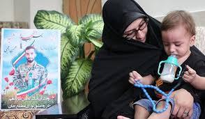 فیلم/ ناگفتههای شنیدنی همسر شهید حججی از نحوه شنیدن خبر شهادت همسرش