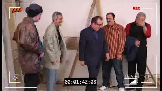 کلیپ پشت صحنه خنده دار – واس ماس