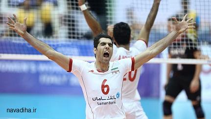 دومین بازی والیبال در المپبک ۲۰۱۶ – لهستان ۳ ایران ۲