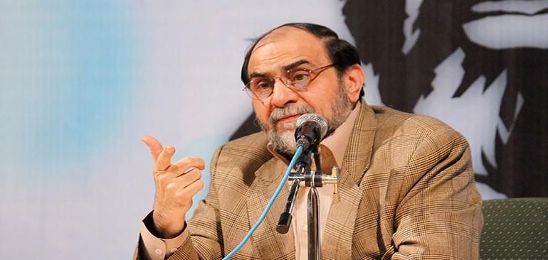 کلیپ پاسخ محکم رحیم پور ازغدی به بحث رفراندوم حسن روحانی !!
