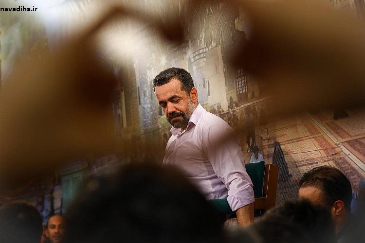 مولودی خوانی جدید حاج محمود کریمی  با لهجه شیرازی