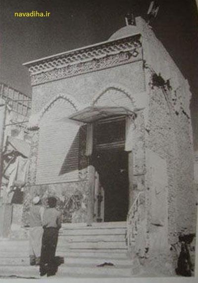 عکس بسیار قدیمی از تَلّ زَینبیّه