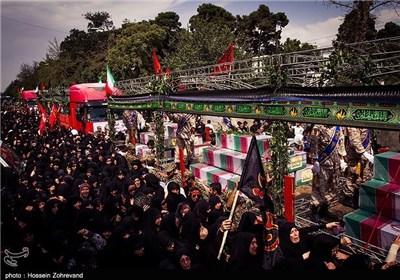 جزئیات تشییع پیکر مطهر ۲۷۰ شهید تازه تفحص شده در تهران