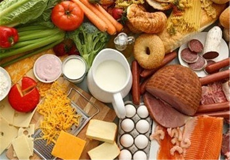 موادغذایی در دنیا ارزان میشود در ایران گران