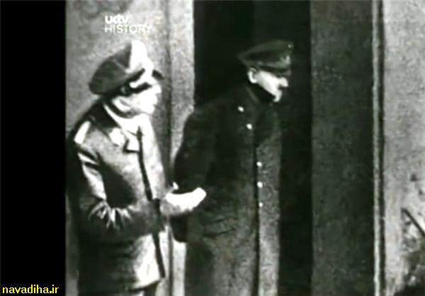 آخرین عکس گرفته شده از آدولف هیتلر